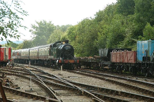 Avon Valley Railway at Bitton