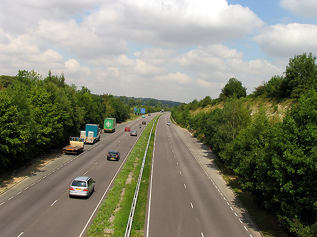 A339 Near Donnington