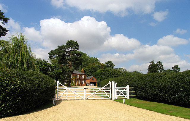 Residence near Snelsmore Farm