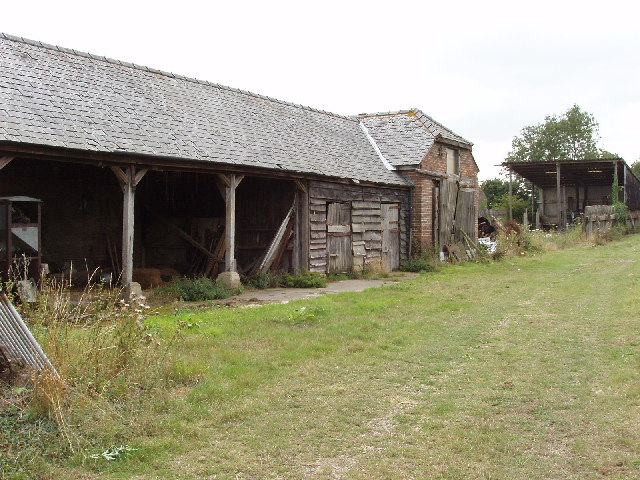Barn at Manor Farm, Sydenham