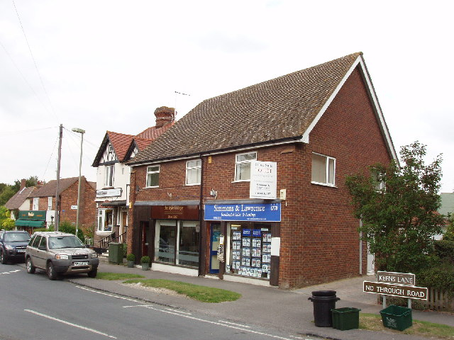 Shops in Chinnor