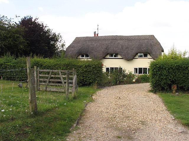 Residence near Hazelhanger Farm