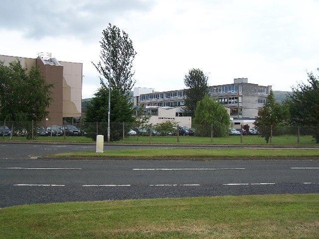 Craigendoran, Hermitage Academy