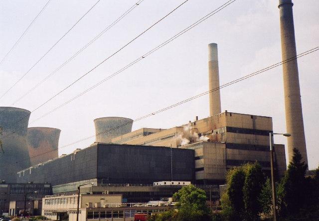 Drakelow 'C' Power station