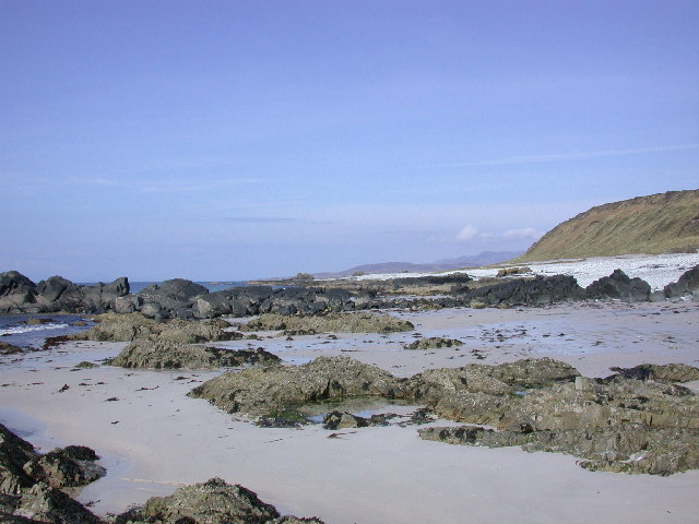 View North from NR4778 On West Coast of Jura