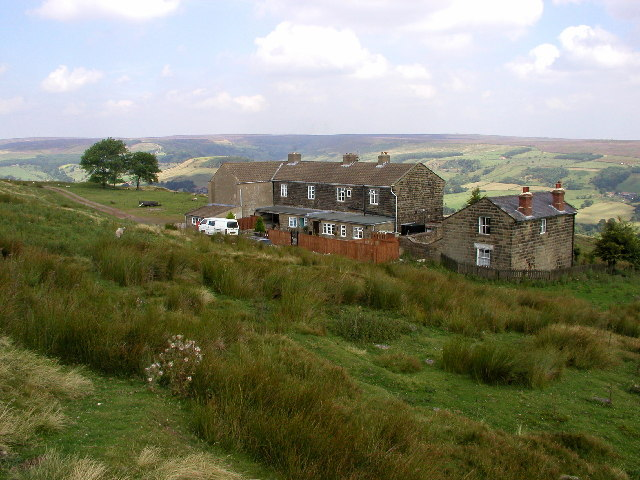 Cottages near to Rosedale Chimney