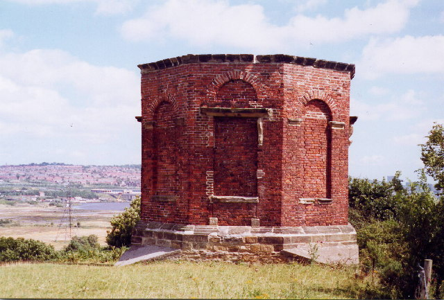 The Octagon folly