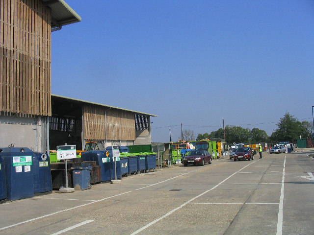Recycling Centre, Gerpins Lane, Upminster