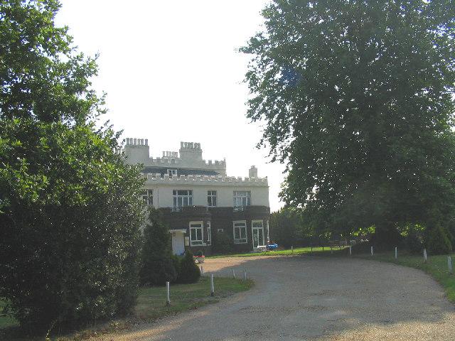 Harwood Hall, Corbets Tey, Upminster