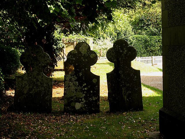 Graveyard at Chieveley
