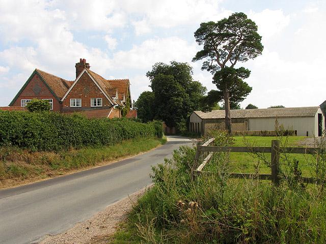 Farm near Northfields