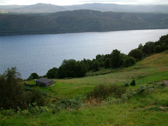 Loch Ness from Upper Lenie