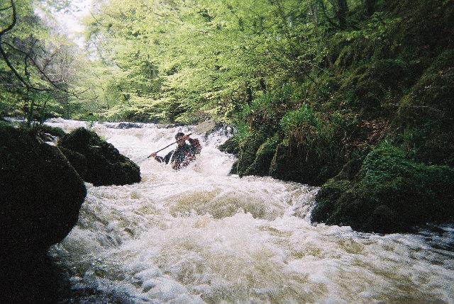 Ness Glen, River Doon