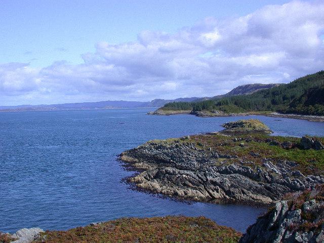 Carsaig Island