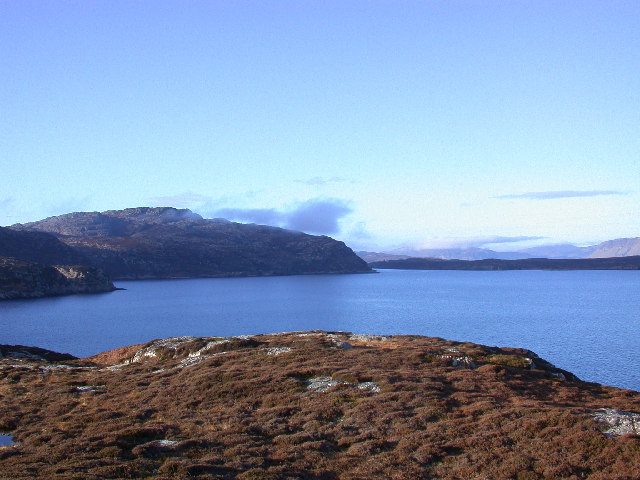 View South from the North tip of Raasay