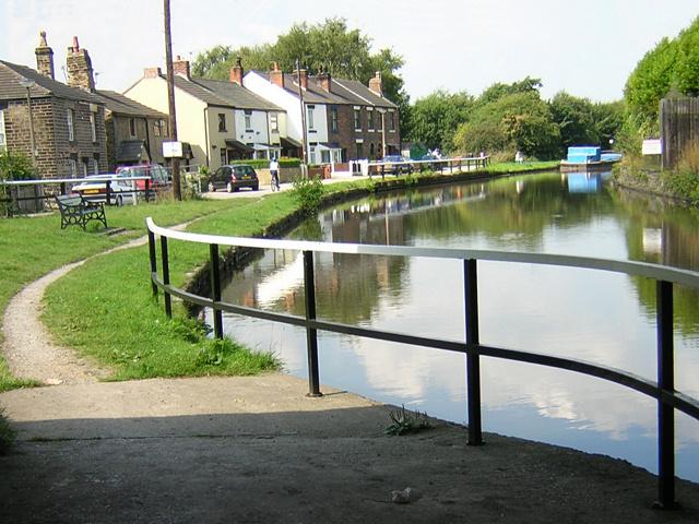 Canal Cottages, Appley Bridge