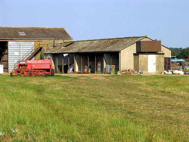 Chapel Farm near Hillgreen