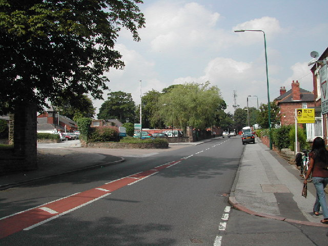 Porchester Road, Nottingham