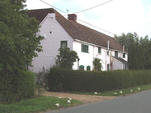 Houses in Kingston Stert
