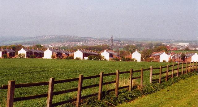 Blucher village