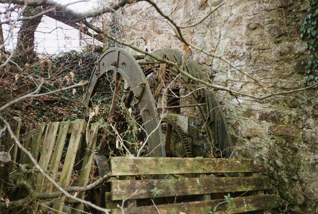 Cardinham: Castle Farm