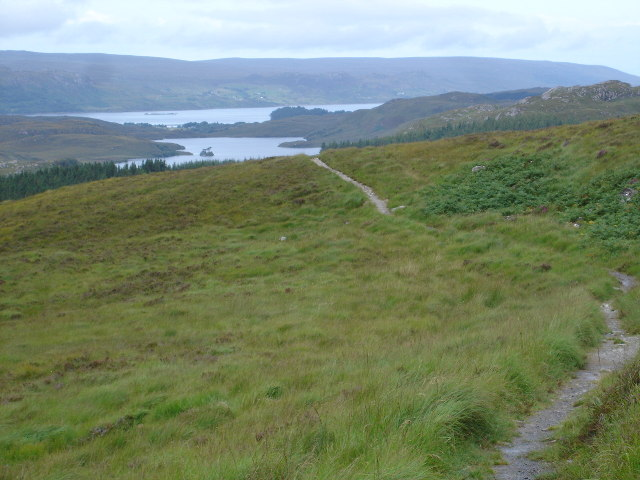 Carnmore Path