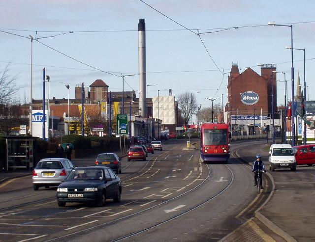Bilston Road, Wolverhampton