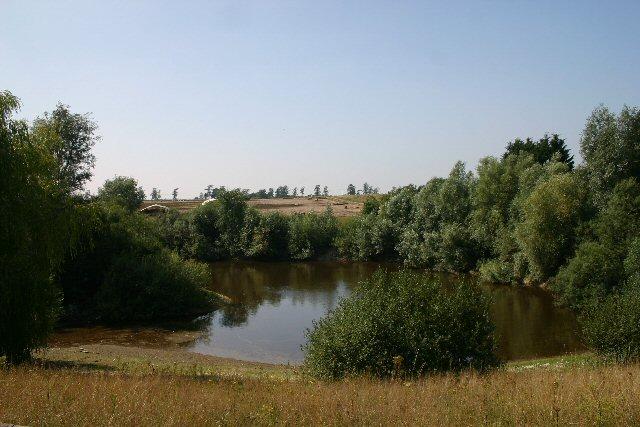 Pond at Slade Bottom