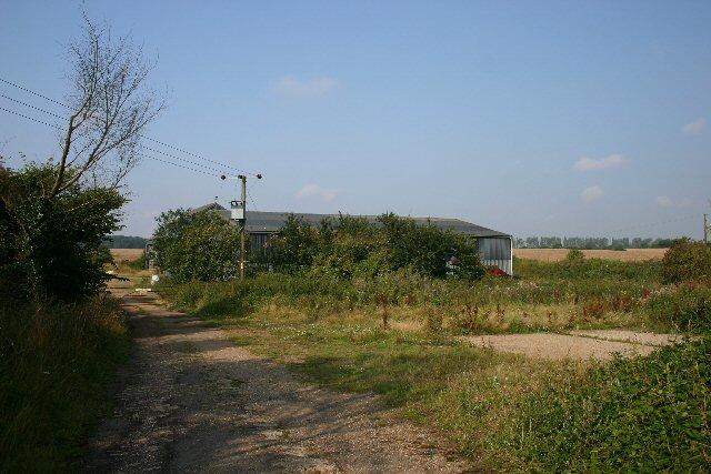 New Buildings Farm, Barrow