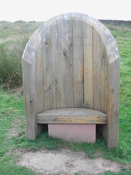 Brian Saunders Memorial Seat