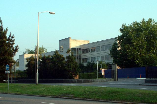Trinity School of John Whitgift, Croydon