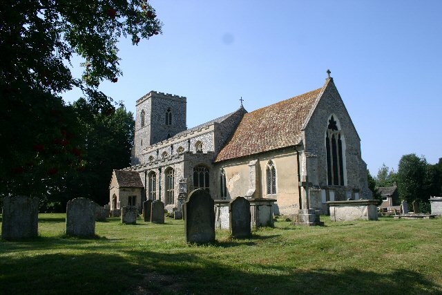 Gazeley Church