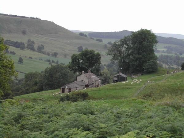 YHA Camping Barn, East Applegarth Farm