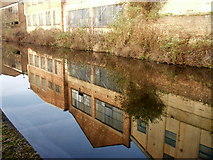 SP1190 : Canalside Factories by Bill Payer