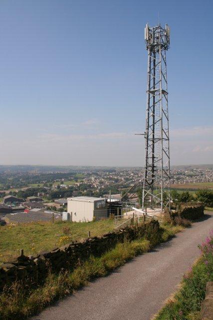 Transmitter, Royd Hill
