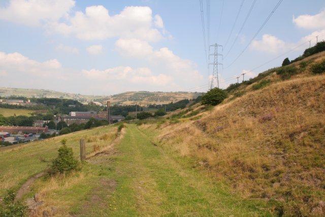 Bridleway, Holmfield