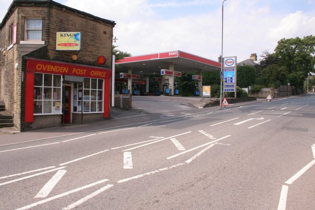 Ovenden Post Office