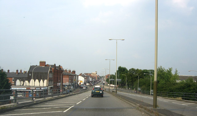 The Golden Mile, Leicester