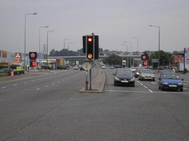 Newport Road, Cardiff .