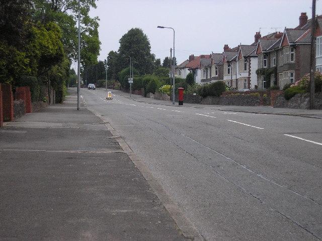 Cyncoed road, Cardiff