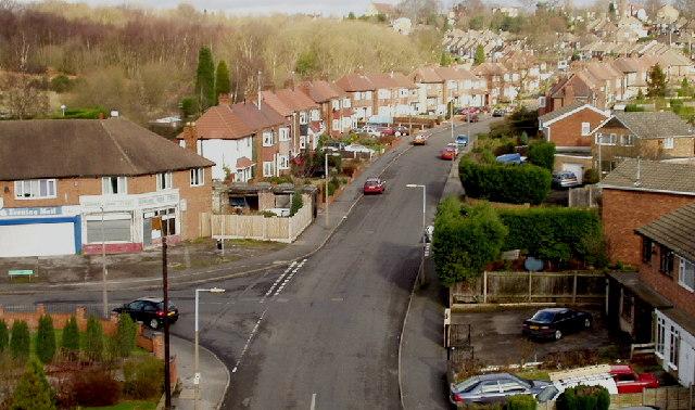 Spouthouse Lane, Great Barr