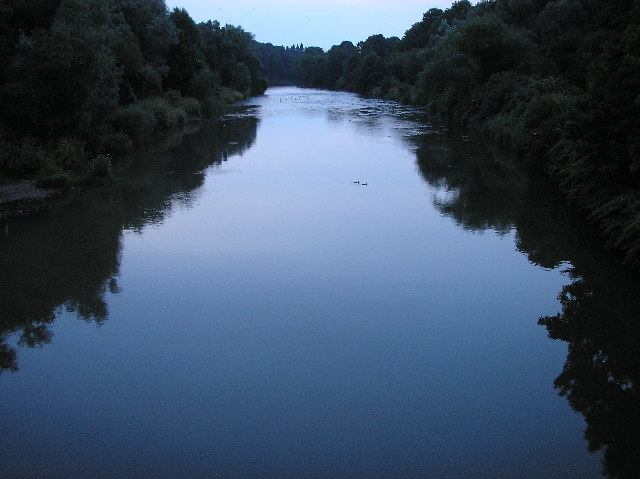 River Taff, Cardiff.