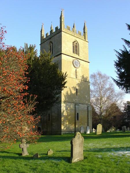 Fladbury Parish Church