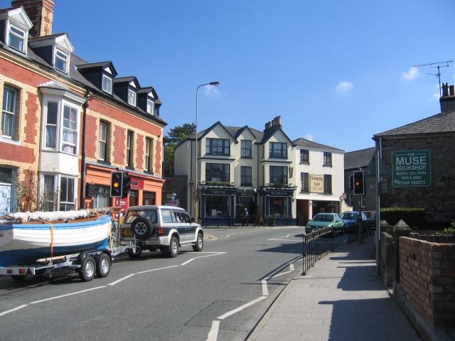 Upper Bangor