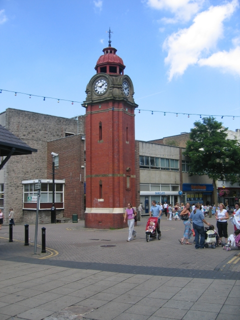 Clock Tower, Bangor