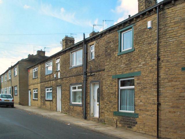 Houses in Clayton Lane, Clayton