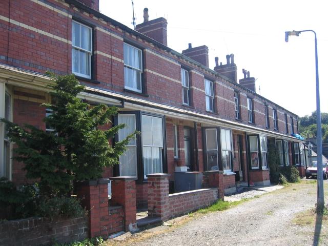 Gladstone Terrace, Bangor