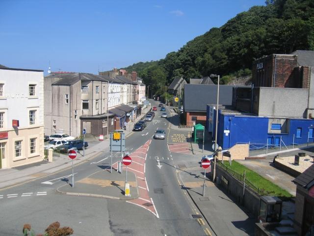 Bangor High Street