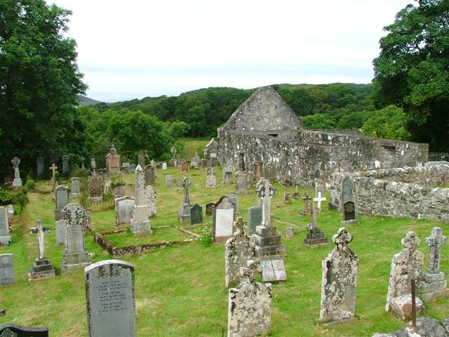 Cemetery and Ruined Chapel