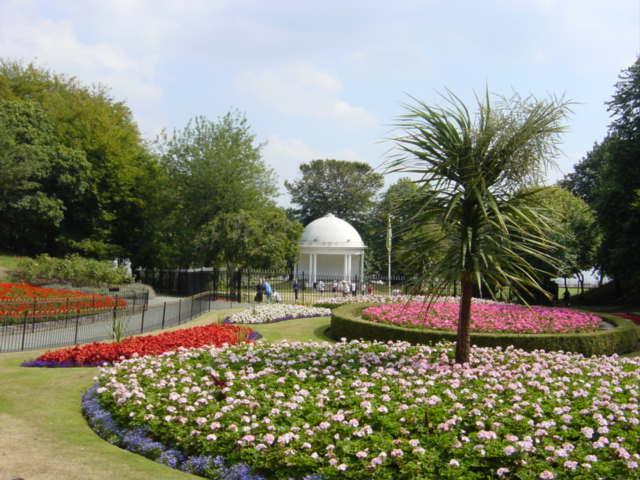 Bandstand, Vale Park